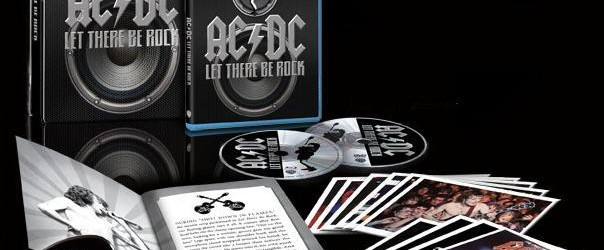 The long awaited DVD release of AC/DC: Let There Be Rock is almost upon us – 7 June 2011 is the official release date. AC/DC:...