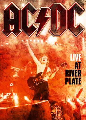 AC/DC Live At River Plate DVD Cover
