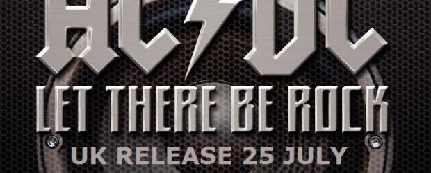 The hotly anticipated DVD/Blu-ray release of AC/DC: Let There Be Rock hit US shelves this week – and now AC/DC fans in the UK can...