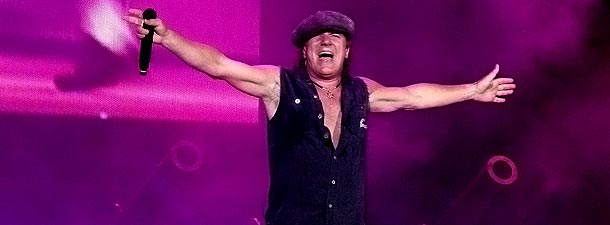 Brian Johnson, lead singer of AC/DC, will talk 'Rockers and Rollers' all week Monday 7/11 – Friday 7/15 at 10pm ET* on SiriusXM Book Radio....