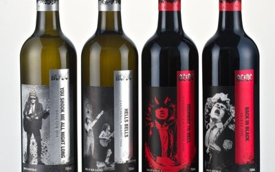 AC/DC, in partnership with Australian wine producer Warburn Estate, has issued 'AC/DC The Wine' – an exclusive wine collection which will be available through Dan...
