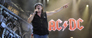 AC/DC Black Ice World Tour Wilkes-Barre Pennsylvania