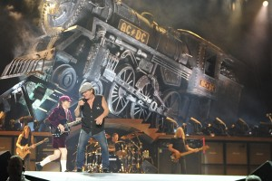 AC/DC Wilkes-Barre Dress Rehearsal