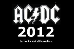 AC/DC new album and tour 2012
