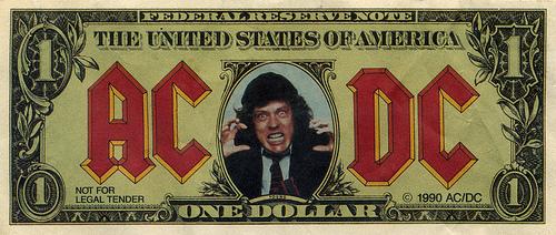 AC/DC Films Moneytalks Promo On This Day 6 November 1990 | AC/DC ...