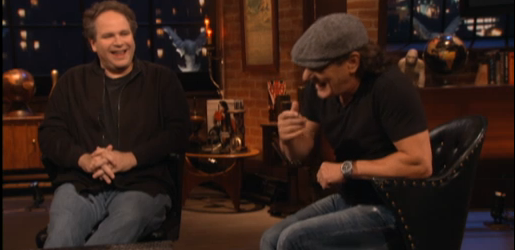 AC/DC fans be sure to tune in to VH1's That Metal Show for an hour-long episode with Eddie Trunk interviewing AC/DC frontman Brian Johnson - airing tomorrow night, Saturday November 26.