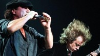 AC/DC lead singer Brian Johnson has poured cold water on rumours the band is set to retire, according to the UK's Telegraph newspaper.