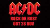 AC/DC has announced the release of 'Rock or Bust,' the band's new studio album after a six year recording break. The new album features 11 tracks and is scheduled for release in Australia on 28 November 2014.