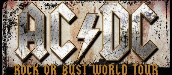 The first wave of live dates for AC/DC's 'Rock Or Bust World Tour' have been announced.