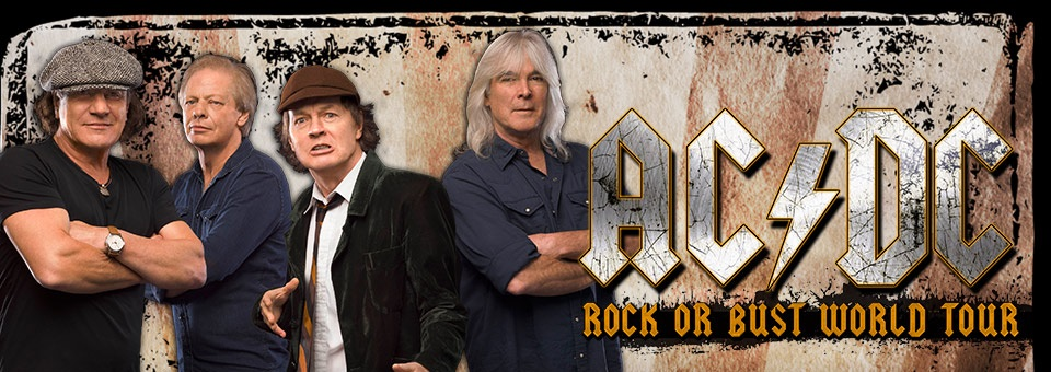 AC/DC Rock Or Bust World Tour