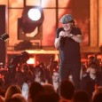 "AC/DC opened the 57th Grammy Awards on Sunday night, performing a blistering medley of ""Rock or Bust"" and ""Highway to Hell."""