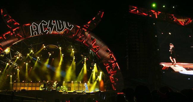 AC/DC European Tour 2016