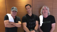 An image of AC/DC bassist Cliff Williams has emerged, seemingly confirming his involvement in a reported new AC/DC album.